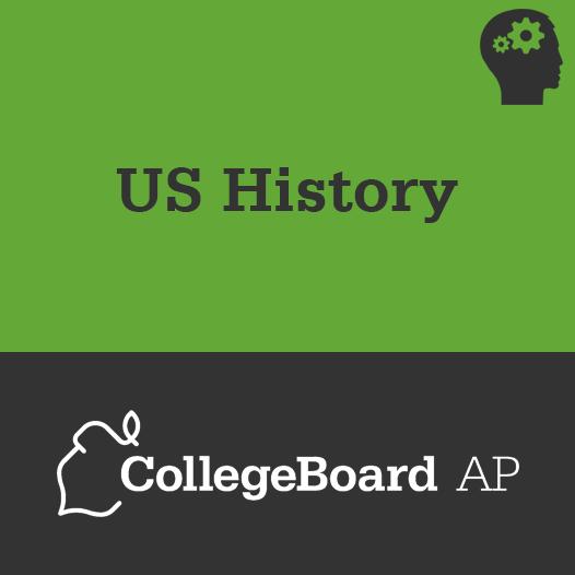 AP United States History 美国历史